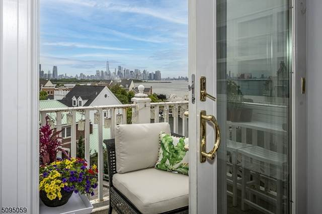 200 Shearwater Ct #54, Jersey City, NJ 07305 (MLS #3745560) :: SR Real Estate Group