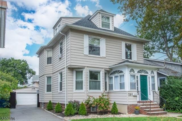 281 Montgomery St, Bloomfield Twp., NJ 07003 (MLS #3745575) :: The Sikora Group