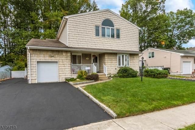 145 Carson Dr, Woodbridge Twp., NJ 07067 (MLS #3745588) :: SR Real Estate Group