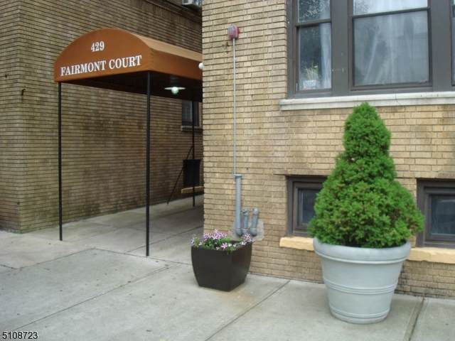 429 Fairmount Ave. #307, Jersey City, NJ 07306 (MLS #3745603) :: The Karen W. Peters Group at Coldwell Banker Realty