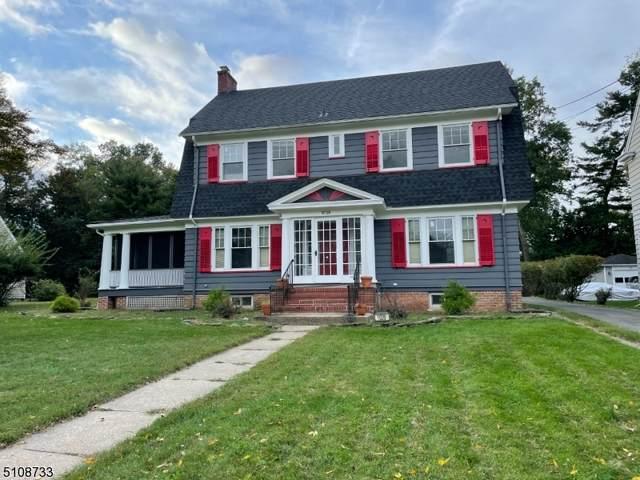 1026 Prospect Ave, Plainfield City, NJ 07060 (MLS #3745609) :: RE/MAX Select