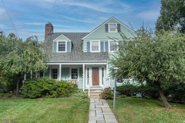 48 S Prospect St, Verona Twp., NJ 07044 (MLS #3745626) :: The Karen W. Peters Group at Coldwell Banker Realty