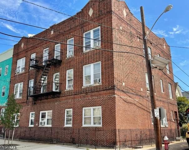 42 Hutton St #4, Jersey City, NJ 07307 (MLS #3745628) :: Zebaida Group at Keller Williams Realty