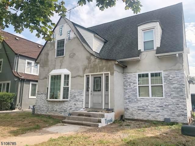 713 Bryant St, Rahway City, NJ 07065 (MLS #3745633) :: The Dekanski Home Selling Team