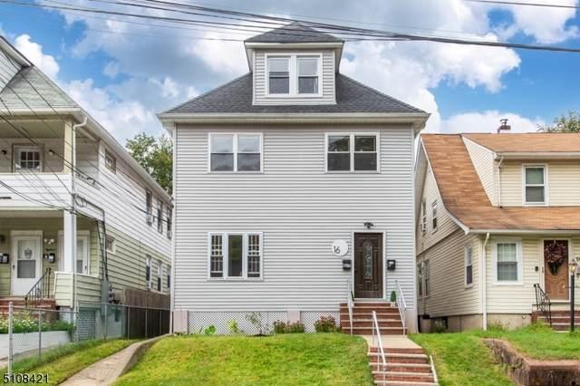 16 John St, Passaic City, NJ 07055 (MLS #3745648) :: The Karen W. Peters Group at Coldwell Banker Realty