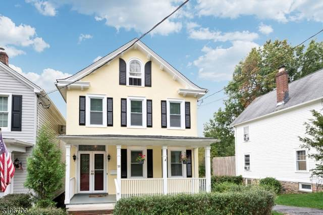30 Mendham Ave, Morris Twp., NJ 07960 (MLS #3745658) :: SR Real Estate Group
