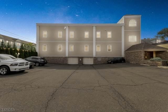 445 Van Houten Ave #204, Passaic City, NJ 07055 (MLS #3745681) :: The Karen W. Peters Group at Coldwell Banker Realty