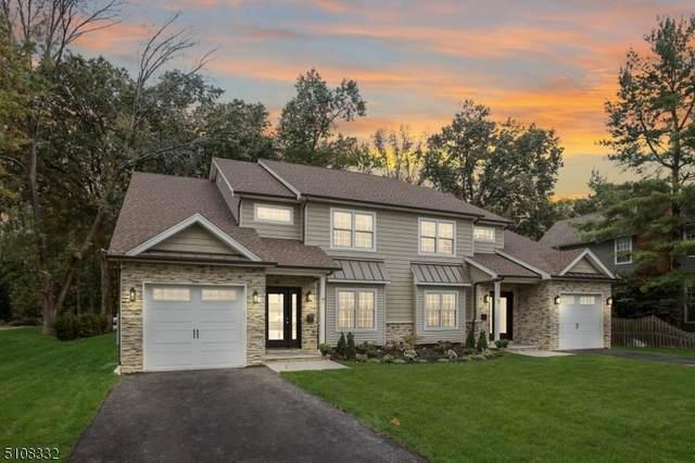 10 1St St A, New Providence Boro, NJ 07974 (MLS #3745722) :: SR Real Estate Group