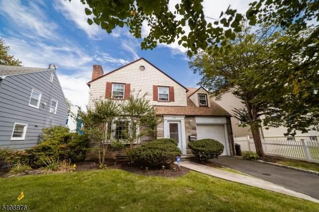 305 Montague Pl, South Orange Village Twp., NJ 07079 (MLS #3745724) :: Coldwell Banker Residential Brokerage
