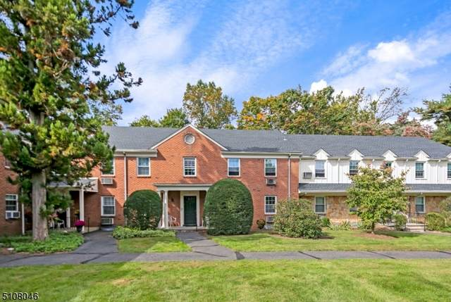 132 Claremont Rd D, Bernardsville Boro, NJ 07924 (MLS #3745744) :: The Karen W. Peters Group at Coldwell Banker Realty