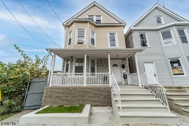 1008 Flora St, Elizabeth City, NJ 07201 (MLS #3745797) :: The Dekanski Home Selling Team