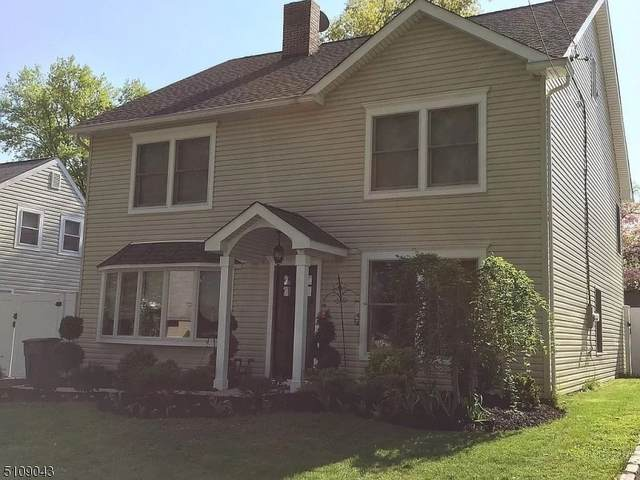 1078 Plymouth Dr, Rahway City, NJ 07065 (MLS #3745828) :: The Dekanski Home Selling Team