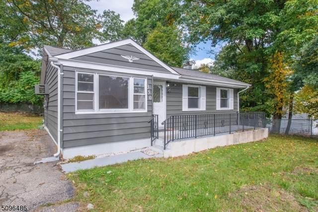350 Dupont Ave, Hopatcong Boro, NJ 07843 (MLS #3745851) :: The Sikora Group