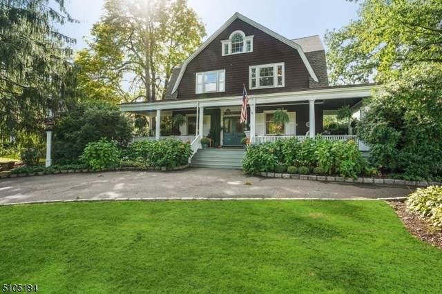 2 Erwin Park, Montclair Twp., NJ 07042 (MLS #3745884) :: Coldwell Banker Residential Brokerage