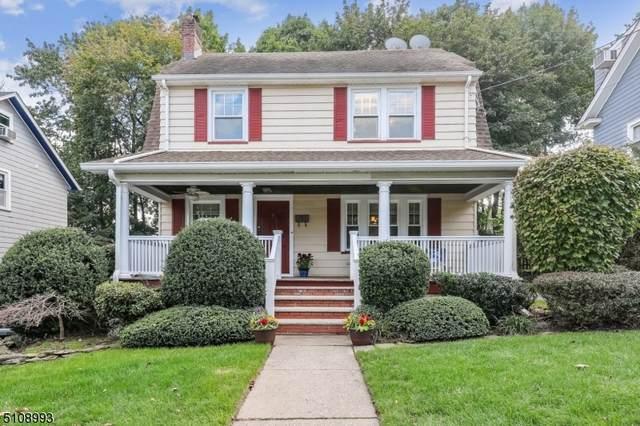 56 Overlook Rd, Montclair Twp., NJ 07043 (MLS #3745934) :: Coldwell Banker Residential Brokerage