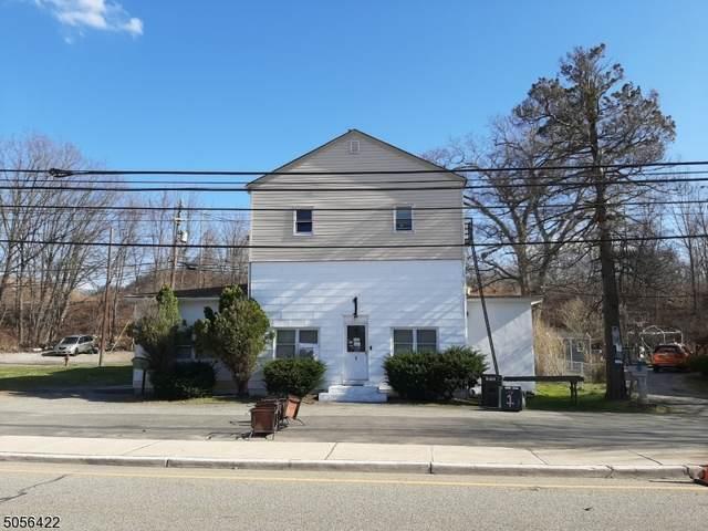 1 Route 46 East, Mount Olive Twp., NJ 07828 (MLS #3745961) :: The Dekanski Home Selling Team