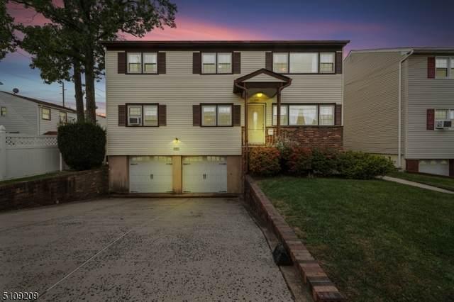 820 Dewey St, Union Twp., NJ 07083 (MLS #3745966) :: Zebaida Group at Keller Williams Realty