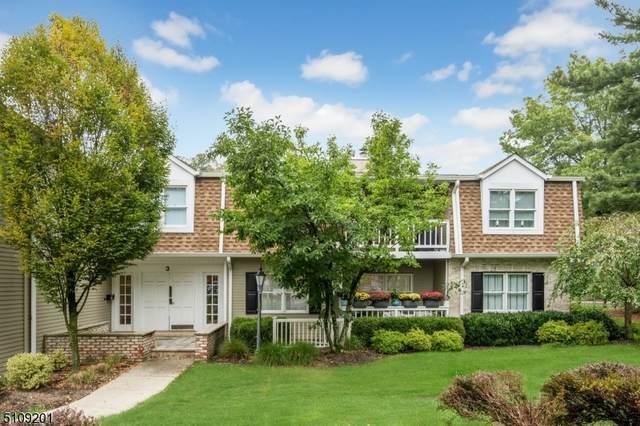 3 Heritage Dr B, Chatham Twp., NJ 07928 (MLS #3746001) :: SR Real Estate Group