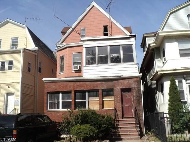 237 N Clinton St, East Orange City, NJ 07017 (MLS #3746024) :: The Karen W. Peters Group at Coldwell Banker Realty
