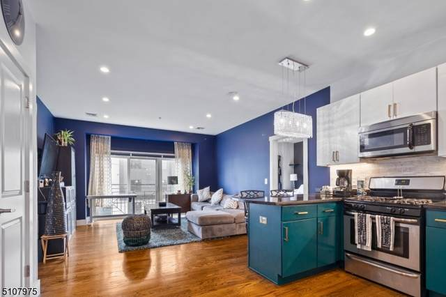105 Broad St #201, Newark City, NJ 07104 (MLS #3746078) :: Team Braconi | Christie's International Real Estate | Northern New Jersey