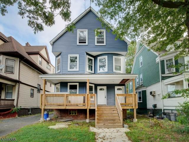 110 Park Ave, East Orange City, NJ 07017 (MLS #3746081) :: The Karen W. Peters Group at Coldwell Banker Realty