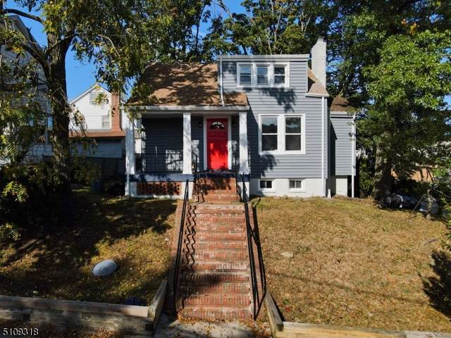 101 Hillcrest Rd, Maplewood Twp., NJ 07040 (MLS #3746084) :: Coldwell Banker Residential Brokerage