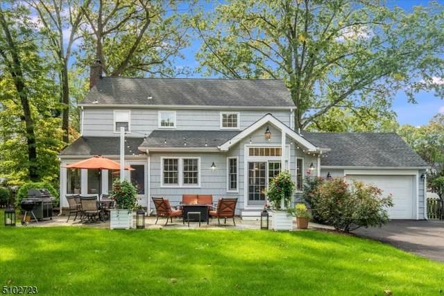 741 Norman Pl, Westfield Town, NJ 07090 (MLS #3746100) :: SR Real Estate Group