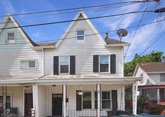 152 Washington St, Phillipsburg Town, NJ 08865 (#3746117) :: Jason Freeby Group at Keller Williams Real Estate