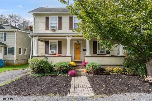 33 Lock St, Washington Twp., NJ 07882 (MLS #3746124) :: Zebaida Group at Keller Williams Realty