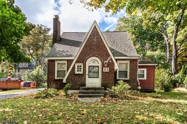 23 Saint James Rd, Mount Olive Twp., NJ 07828 (MLS #3746139) :: Gold Standard Realty