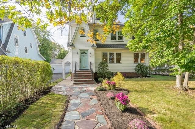 35 Boyden Ave, Maplewood Twp., NJ 07040 (MLS #3746149) :: Coldwell Banker Residential Brokerage