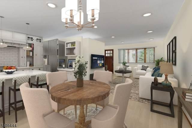 138 Jensen Ave, Rahway City, NJ 07065 (MLS #3746157) :: The Dekanski Home Selling Team