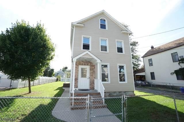 544 Harrison St, Rahway City, NJ 07065 (#3746186) :: Daunno Realty Services, LLC