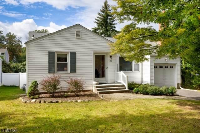 25 Maple Ave, West Orange Twp., NJ 07052 (MLS #3746196) :: Coldwell Banker Residential Brokerage