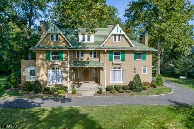 245 Montrose Ave, South Orange Village Twp., NJ 07079 (MLS #3746214) :: Coldwell Banker Residential Brokerage