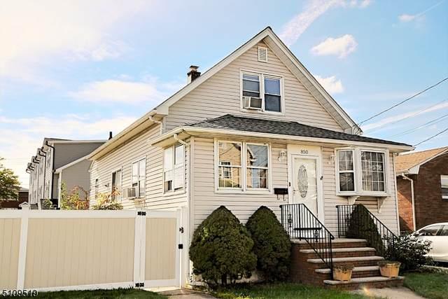 850 Mccandless Pl, Linden City, NJ 07036 (MLS #3746224) :: The Dekanski Home Selling Team