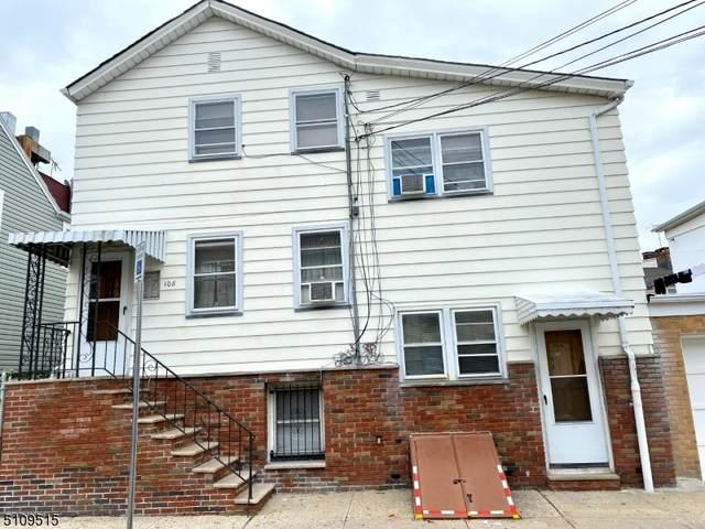 108 Mcwhorter St, Newark City, NJ 07105 (MLS #3746228) :: The Karen W. Peters Group at Coldwell Banker Realty