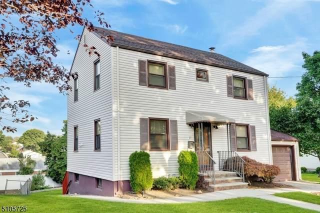 27 Brown St, Nutley Twp., NJ 07110 (MLS #3746238) :: The Sikora Group