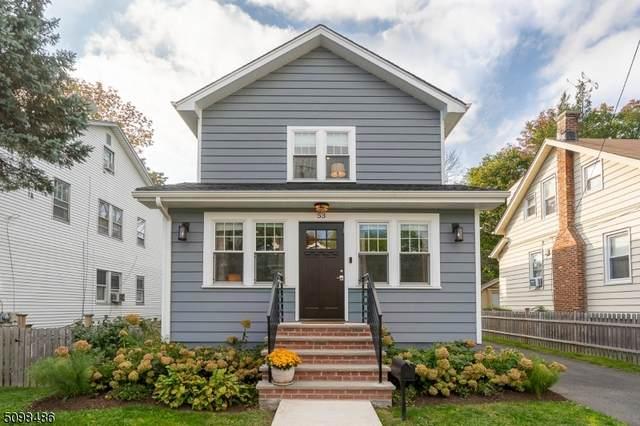 53 Peachtree Rd, Maplewood Twp., NJ 07040 (MLS #3746246) :: Coldwell Banker Residential Brokerage