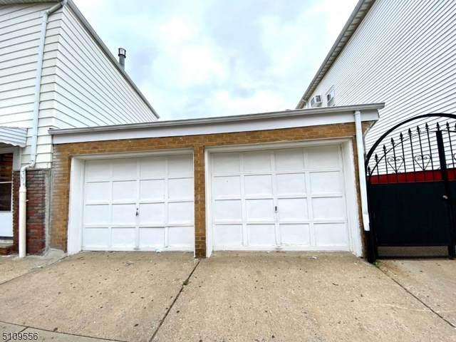 110 Mcwhorter St, Newark City, NJ 07105 (MLS #3746262) :: The Karen W. Peters Group at Coldwell Banker Realty