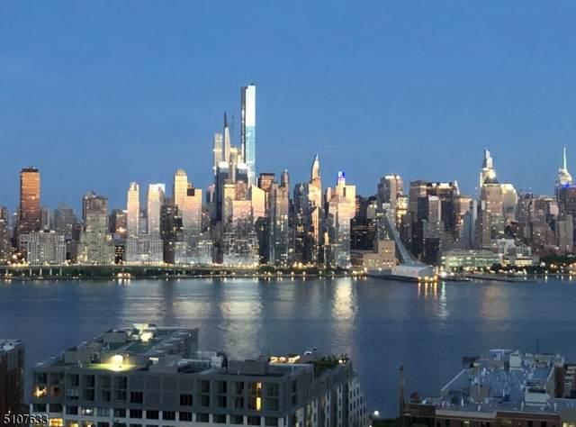 6040 Boulevard East 9F, West New York Town, NJ 07093 (MLS #3746268) :: Gold Standard Realty