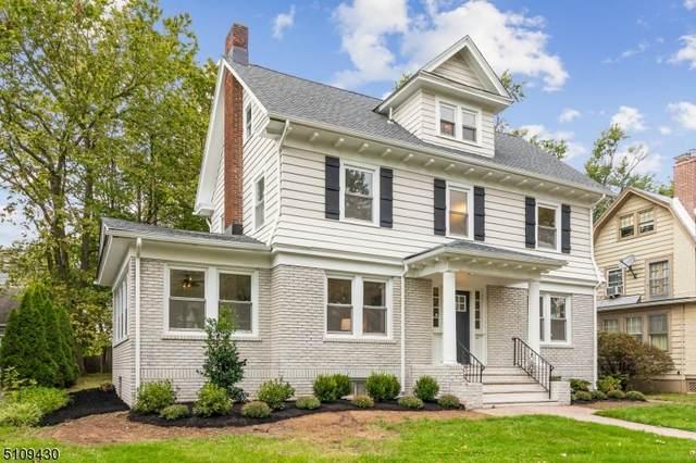 35 University Ct, South Orange Village Twp., NJ 07079 (MLS #3746293) :: Coldwell Banker Residential Brokerage