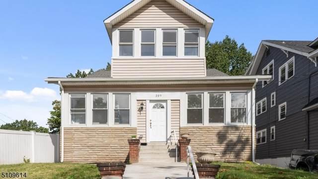 209 Chancellor Ave, Newark City, NJ 07112 (MLS #3746306) :: Kiliszek Real Estate Experts