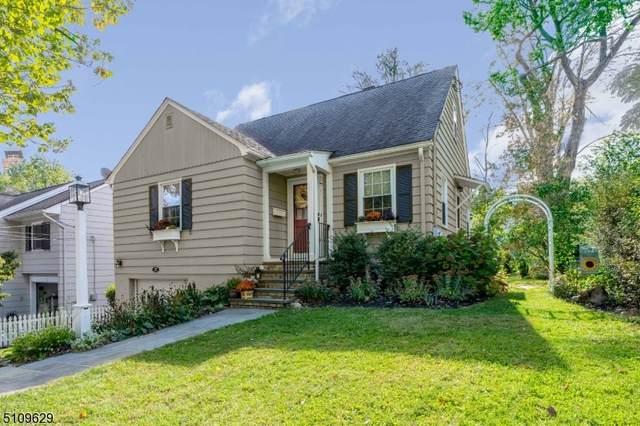 37 Knollwood Ave, Madison Boro, NJ 07940 (MLS #3746315) :: SR Real Estate Group