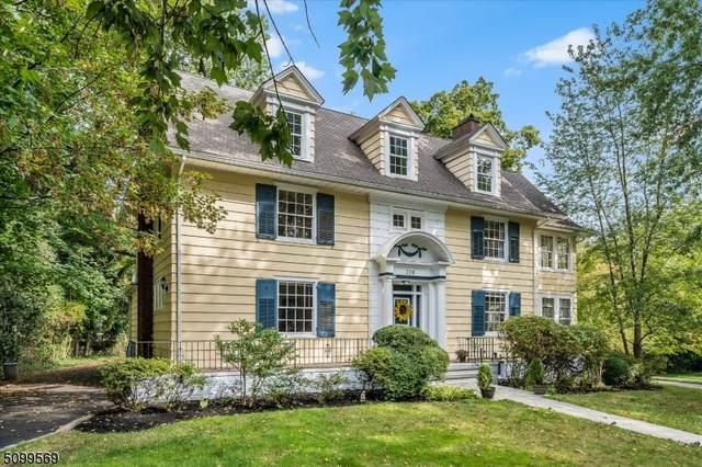 239 Irving Ave, South Orange Village Twp., NJ 07079 (MLS #3746353) :: Coldwell Banker Residential Brokerage