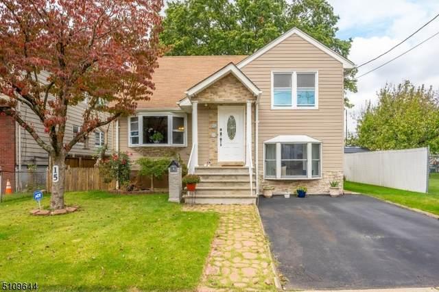 15 Union Ave, Linden City, NJ 07036 (MLS #3746383) :: The Dekanski Home Selling Team