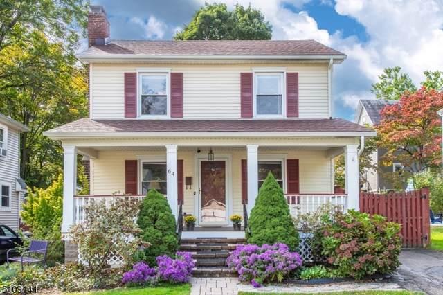 64 Walker Ave, Morristown Town, NJ 07960 (MLS #3746402) :: RE/MAX Select