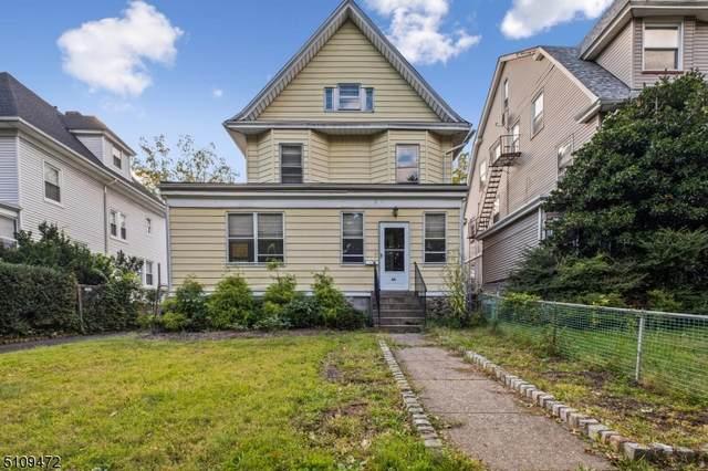 68 Orange Rd, Montclair Twp., NJ 07042 (MLS #3746420) :: Coldwell Banker Residential Brokerage