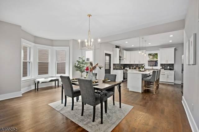 105 2nd St, South Orange Village Twp., NJ 07079 (MLS #3746429) :: Coldwell Banker Residential Brokerage