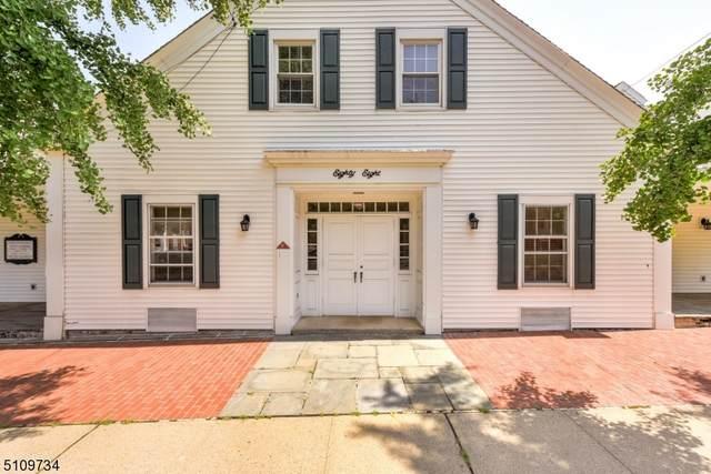 88 S Finley Ave, Bernards Twp., NJ 07920 (MLS #3746441) :: The Dekanski Home Selling Team